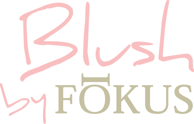original blush logo